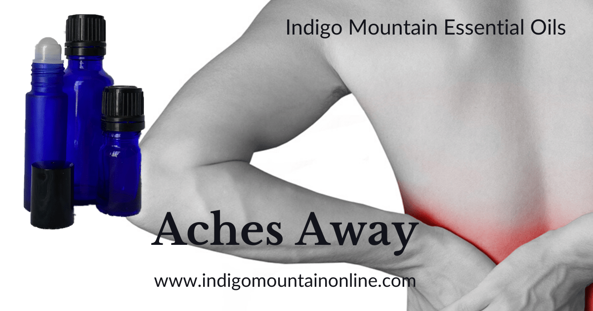 Aches Away Essential Oil Synergy