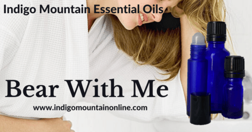 Bear With Me Essential Oil Synergy