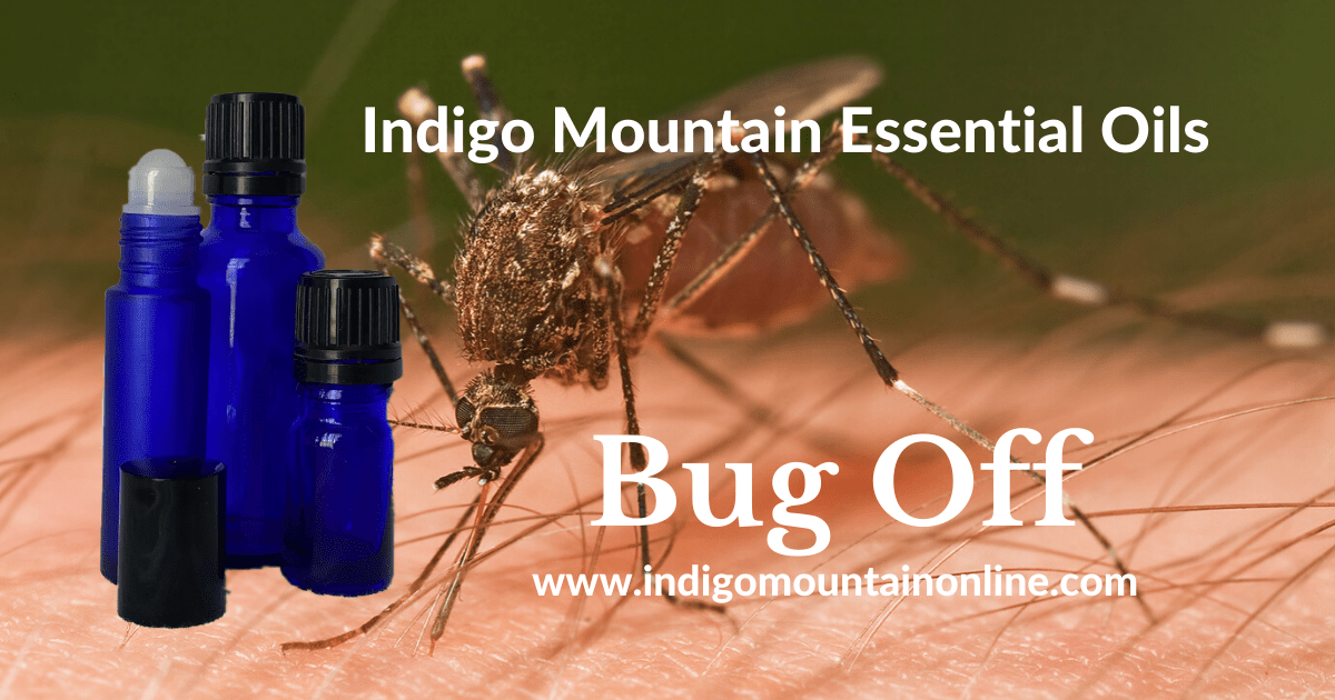 Bug Off Essential Oil Synergy