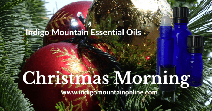 Christmas Morning Essential Oil Synergy