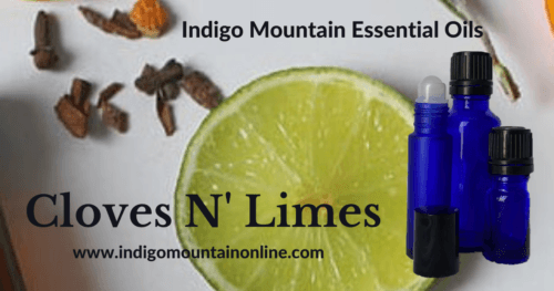 Cloves N' Limes Essential Oil Synergy