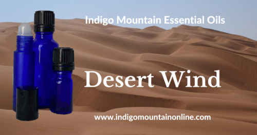 Desert Wind Essential Oil Synergy