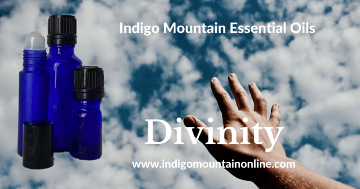 Divinity Essential Oil Synergy