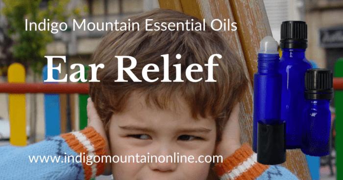 Ear Relief Essential Oil Synergy