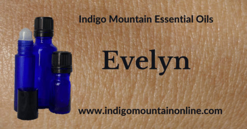 Evelyn Essential Oil Synergy
