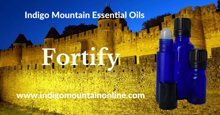 Fortify Essential Oil Synergy