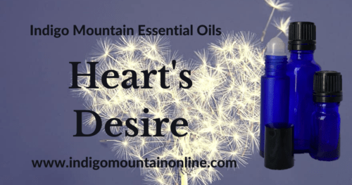 Heart's Desire Essential Oil Synergy