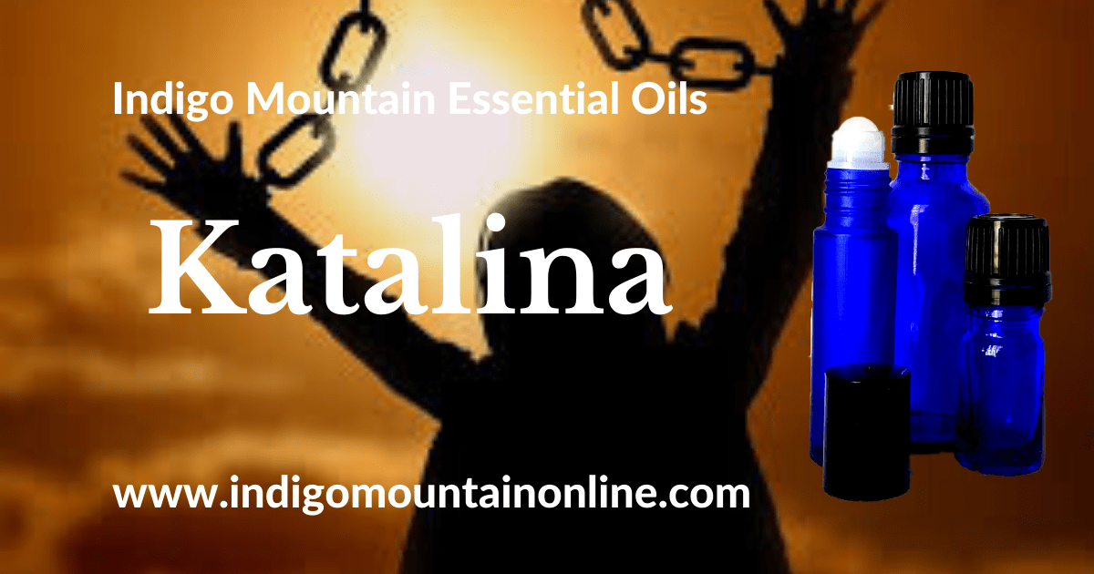 Katalina Essential Oil Synergy