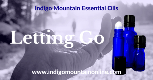 Letting Go Essential Oil Synergy