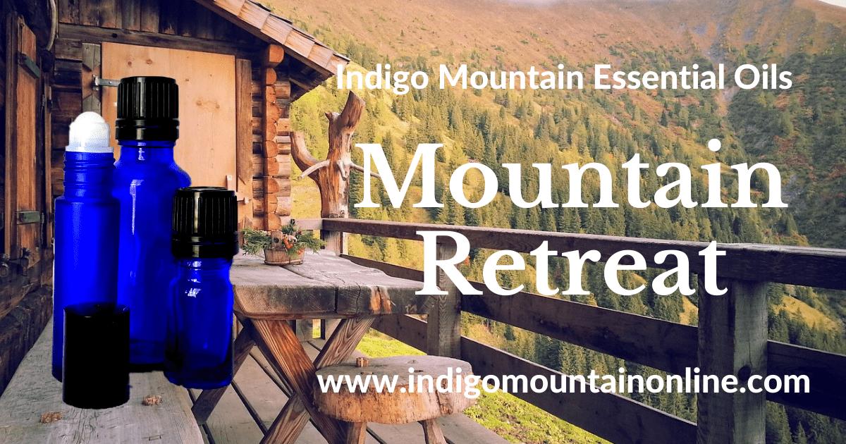 Mountain Retreat Essential Oil Synergy