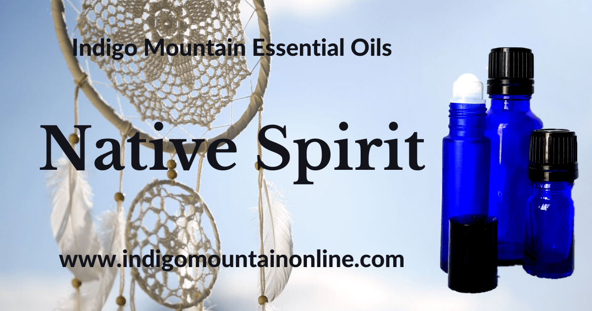 Native Spirit Essential Oil Synergy