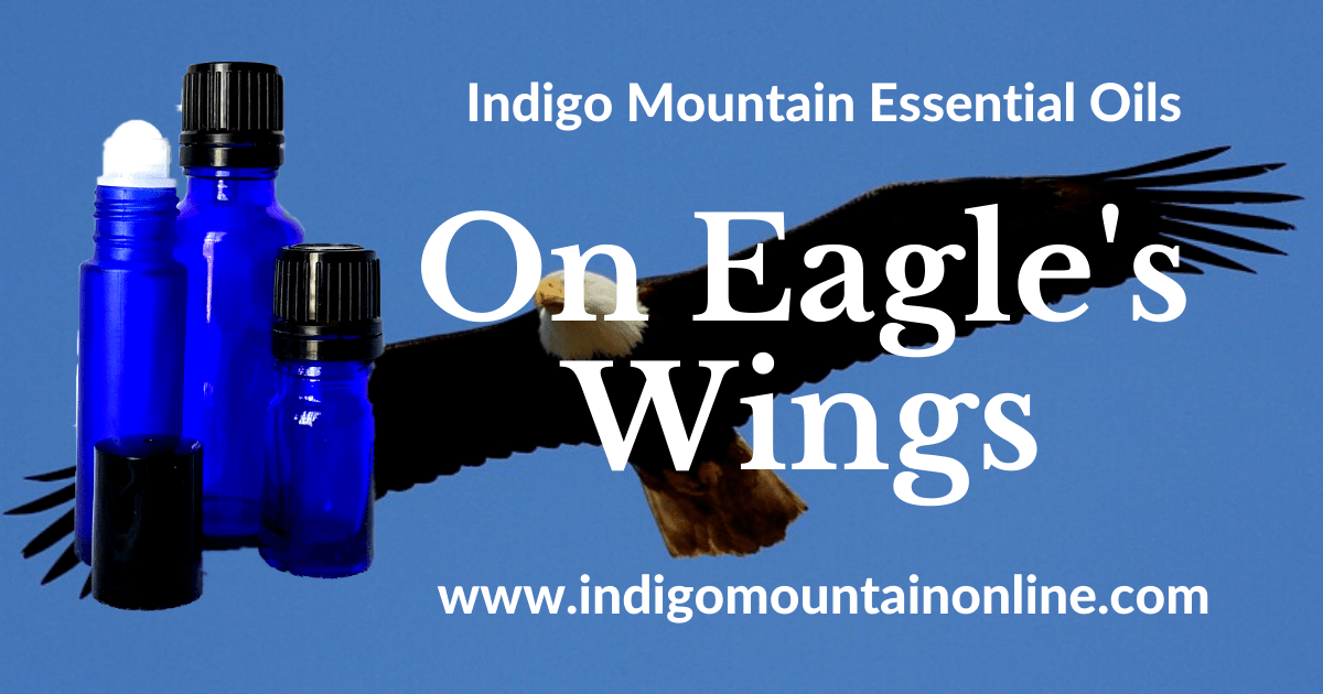 On Eagle's Wings Essential Oil Synergy