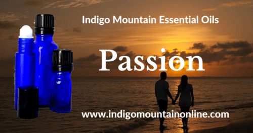 Passion Essential Oil Synergy