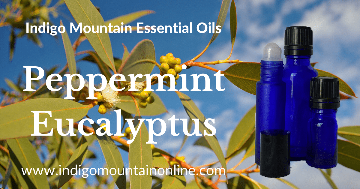 Peppermint Eucalyptus Essential Oil