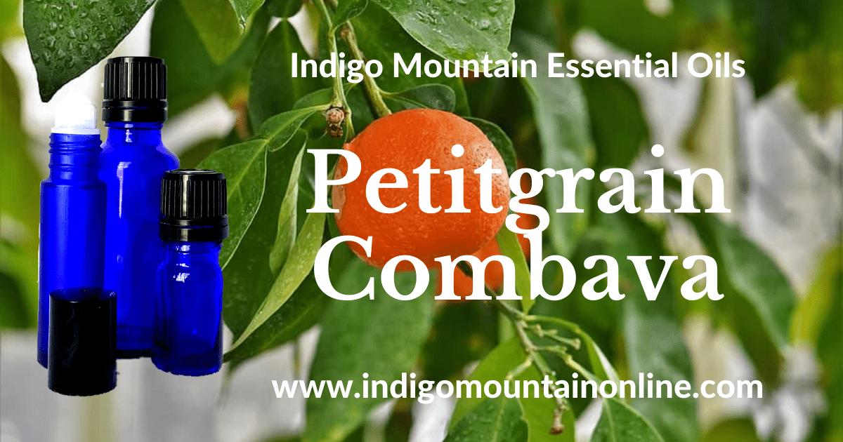 Petitgrain Combava Essential Oil