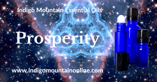 Prosperity Essential Oil Synergy