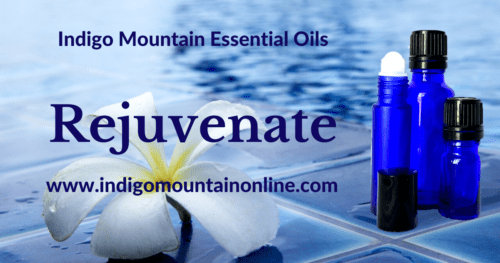 Rejuvenate Essential Oil Synergy