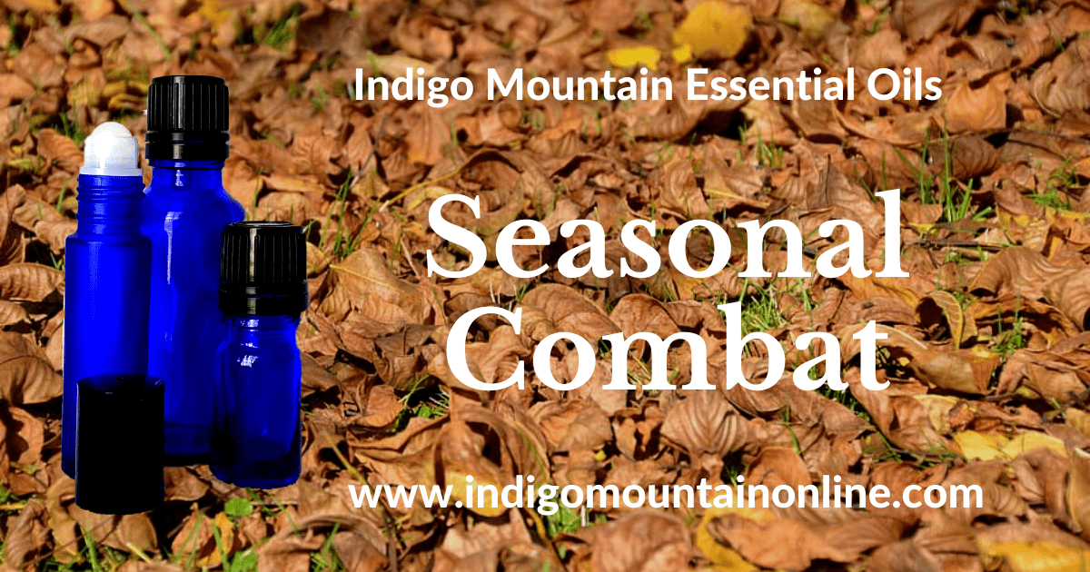 Seasonal Combat Essential Oil Synergy