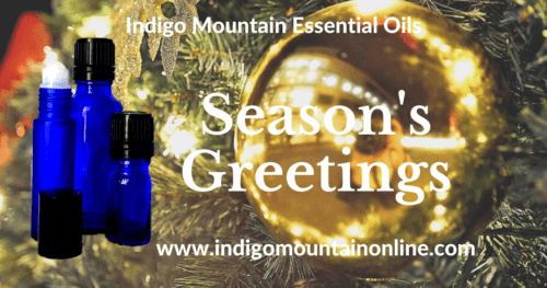 Season's Greetings Essential Oil Synergy