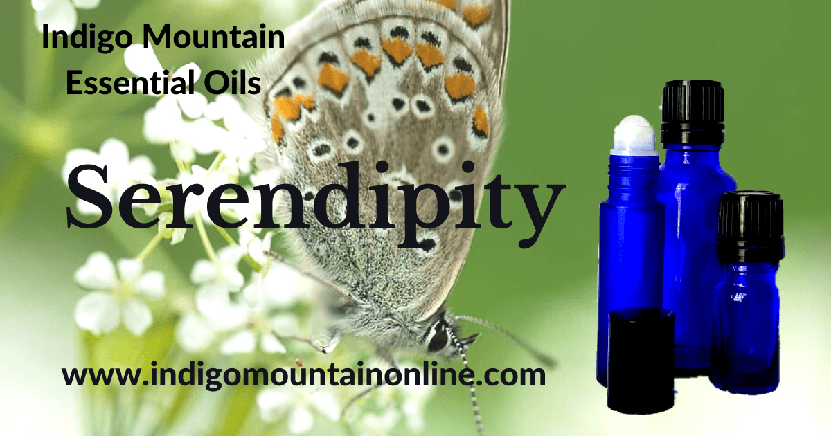Serendipity Essential Oil Synergy