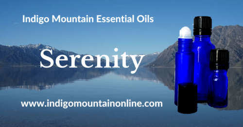 Serenity Essential Oil Synergy