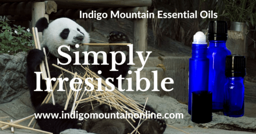 Simply Irresistible Essential Oil Synergy