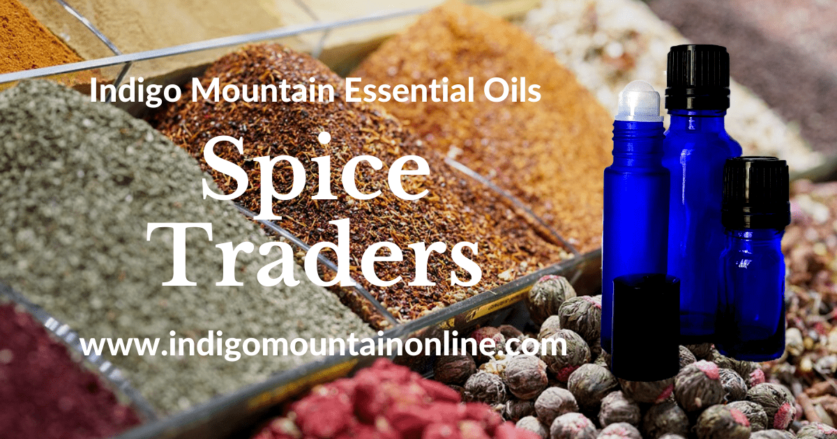 Spice Traders Essential Oil Synergy