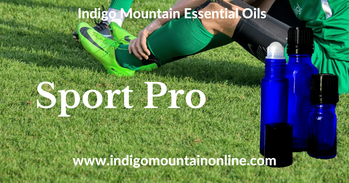 Sport Pro Essential Oil Synergy