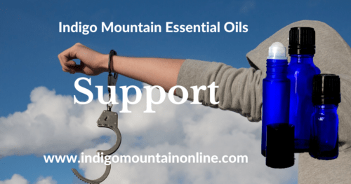 Support Essential Oil Synergy