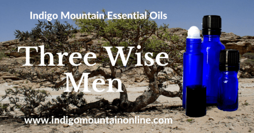 Three Wise Men Essential Oil Synergy