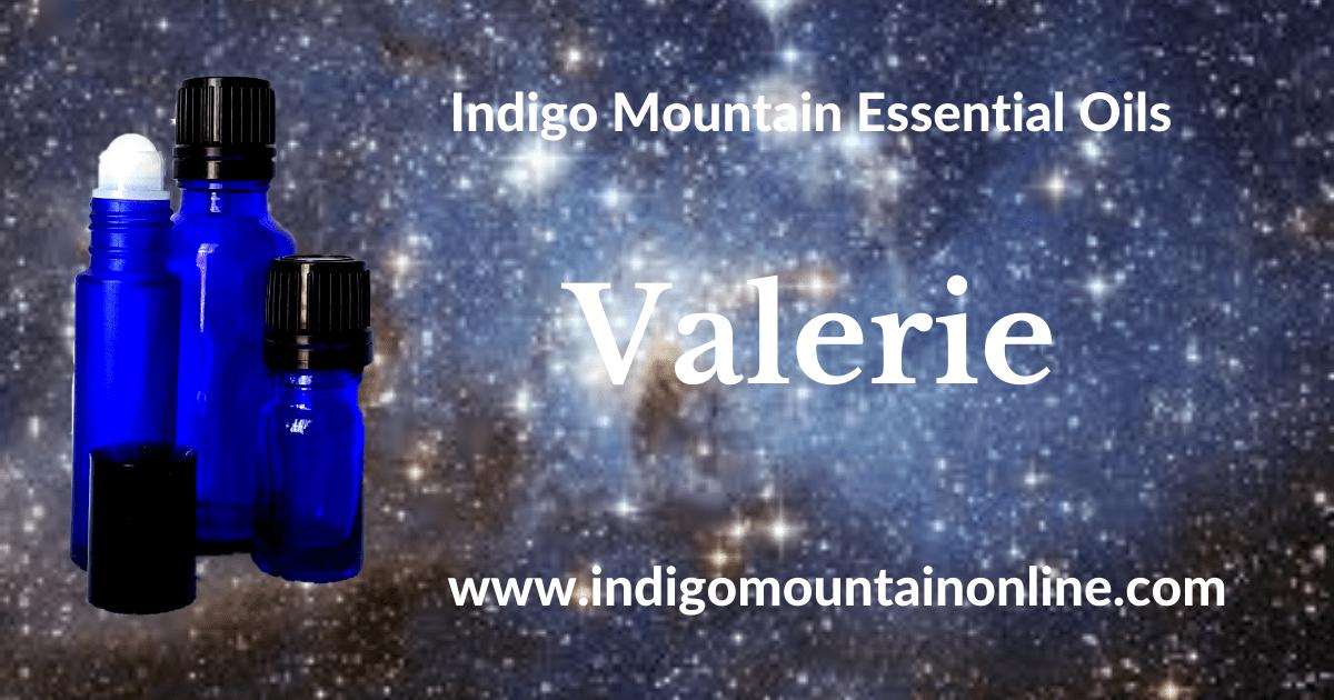Valerie Essential Oil Synergy