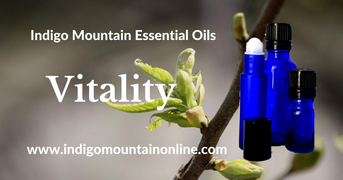 Vitality Essential Oil Synergy