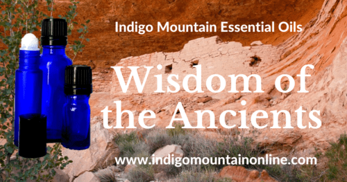 Wisdom of the Ancients Essential Oil Synergy